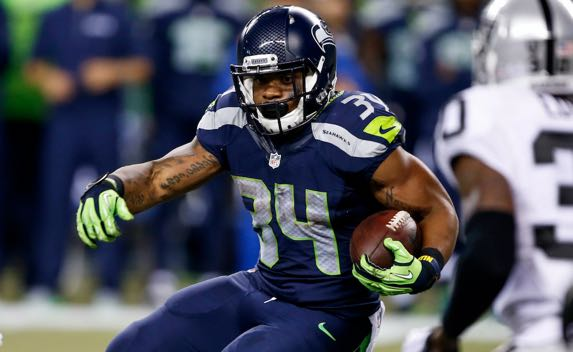 Thomas Rawls sit vs start fantasy football