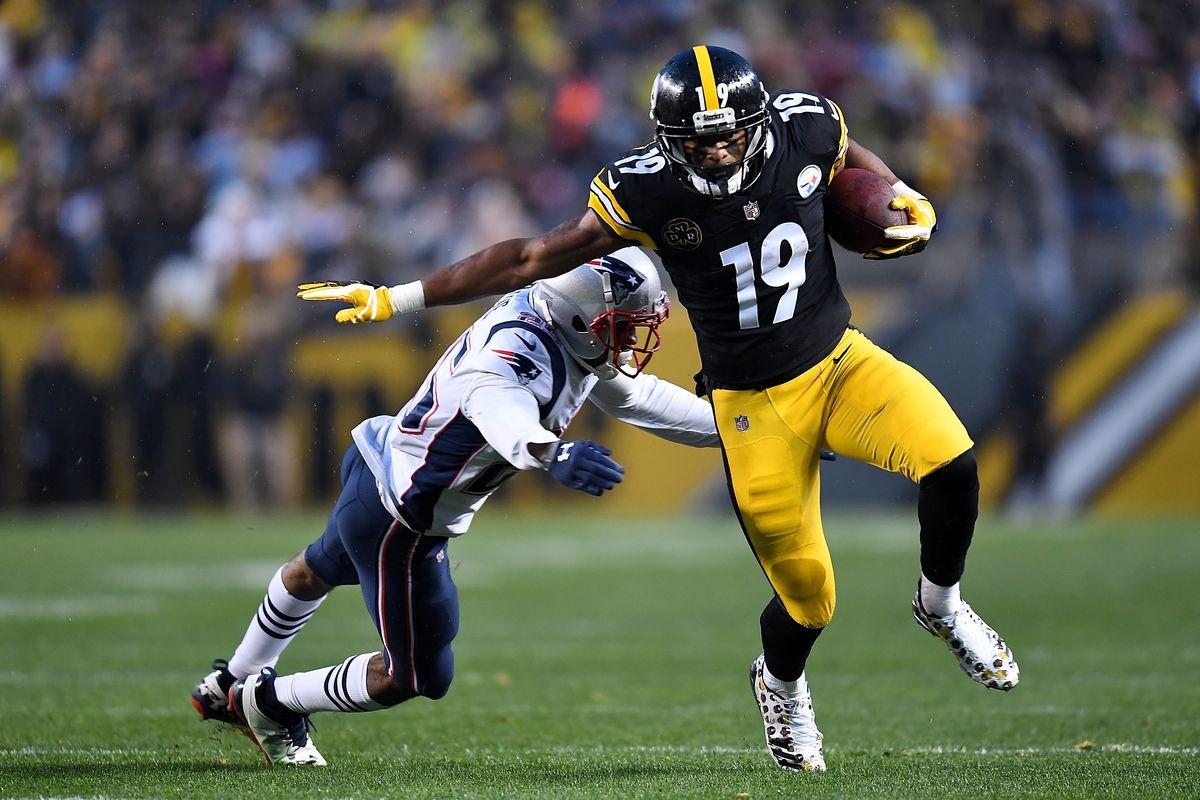 Juju Smith Schuster >> PlayDraft NFL Week 16: Lineups, Rankings and Strategy - Roto Street Journal